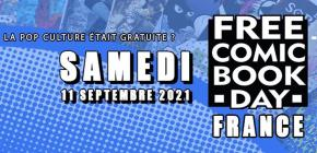 Free Comic Book Day France