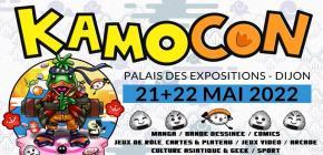 Kamo Con 2022 - salon de la culture asiatique