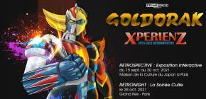Goldorak Xperienz - 1975 - 2021 Retrospective