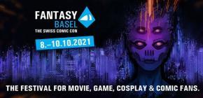 Fantasy Basel - The Swiss Comic Con 2021