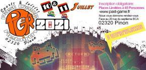 Past Game Rebirth PGR 2021 - 14ème édition