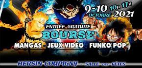 Bourse Manga Jeux Vidéo et Funko Pop