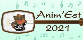 Anim'Est 2021 - convention de culture Japonaise du Grand Est