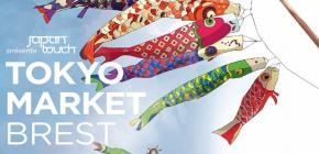 Tokyo Market Brest by Japan Touch