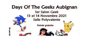 Days of the Geeks Aubignan