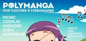 Polymanga Picnic Cosplay Karaoke 2021 - 1ère session