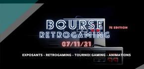 Bourse Rétrogaming 2021 - septième édition