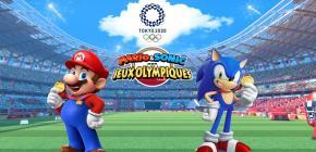 Tournoi de jeu vidéo Mario et Sonic aux Jeux Olympiques