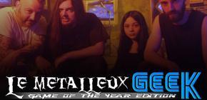 METAL RETROGAMING Night avec Le Métalleux Geek + Forsake + Strugglehead
