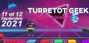 Turretot Geek Convention 2019