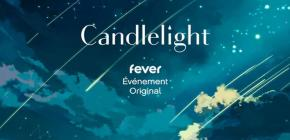 Candlelight : Musiques d'Animes à la bougie