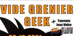 Swiss Retro Impact Vide grenier geek
