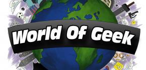 World Of Geek 2022