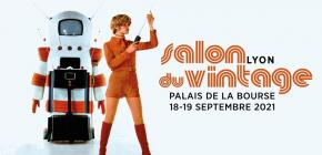 Salon du Vintage de Lyon 2021