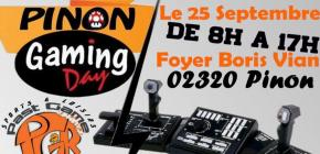 Pinon Gaming Day de la PGR