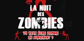 La Nuit des Zombies 2022 - 3ème édition