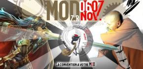 MOD convention cosplay Charleroi - Renaissance