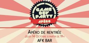 Apéro Game Dev Party 2021