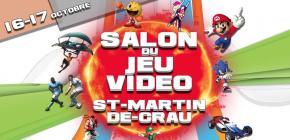 Salon du Jeu Video de Saint Martin de Crau 2021 - 5ème édition
