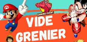 Vide Grenier Geek 2022 de l'association Gaming Event