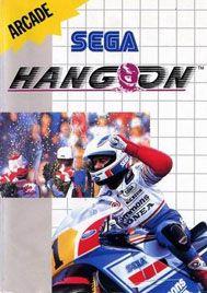 Hang On Sega - Master System