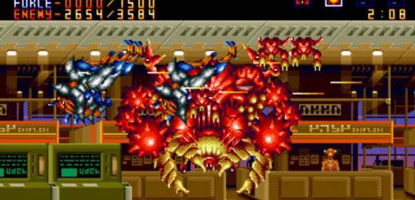 Jeux vidéo console  Sega Megadrive