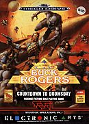 Buck Rogers - Countdown to Doomsday Sega - Megadrive