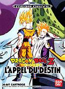 Dragon Ball Z - L'appel du destin Sega - Megadrive