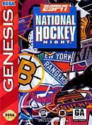 ESPN National Hockey Night Sega - Megadrive