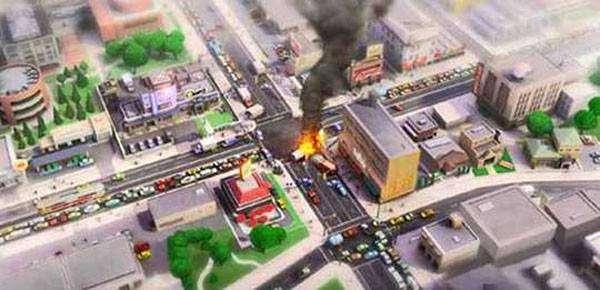 Sim City attise le feu