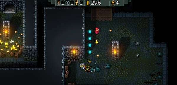 Hammerwatch, un Gauntlet-like sur Steam