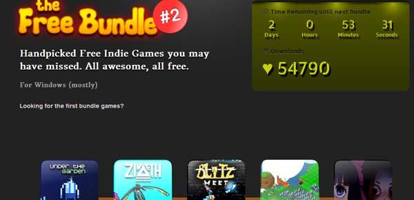 The Free Bundle - deuxième fournée !