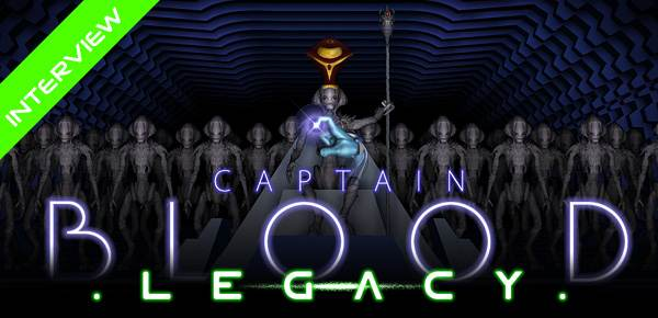 Captain Blood Legacy raconté par Eviral