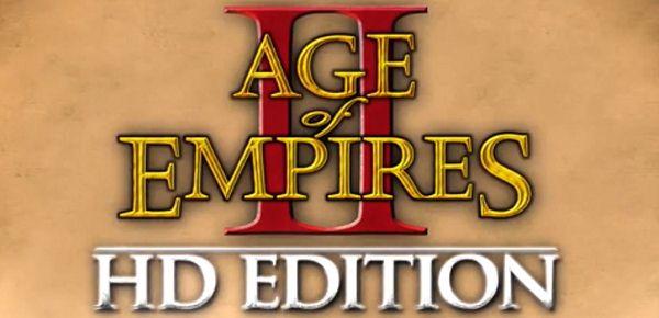 Age of Empires 2 revient en HD