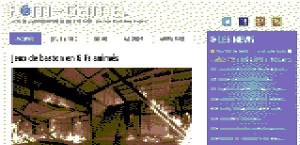 C64yourself - images au style Commodore 64