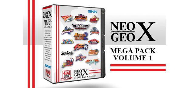 La Neo Geo X montre ses muscles
