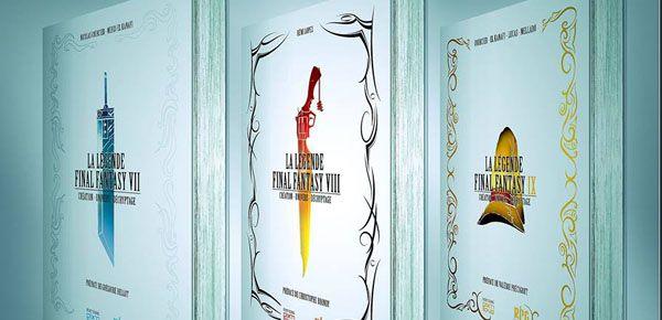 Final Fantasy Ca Se Joue Et Ca Se Lit Aussi Chez Pix N Love