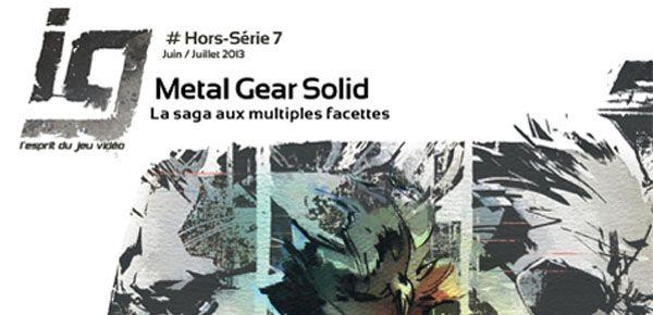 IG Magazine - Hors Série #7 - Metal Gear Solid