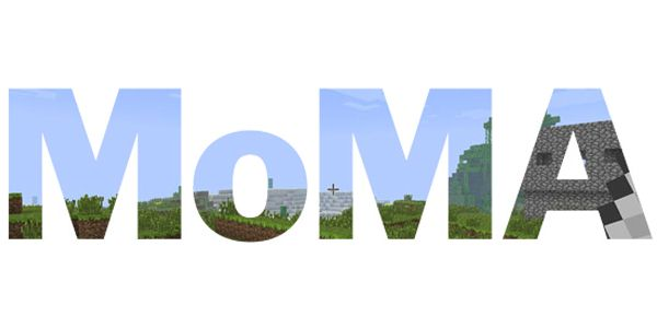 Minecraft et ses petits copains squattent le Moma de New York