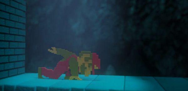 Un Super Mario Gore en HD