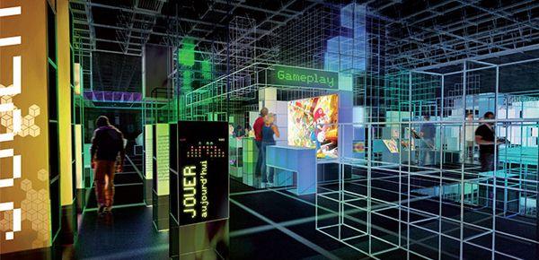 La Cité des Sciences érige la Cité des Jeux Vidéo