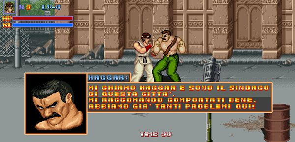 Fighting Street, Street Fighter comme tu le rêvais !