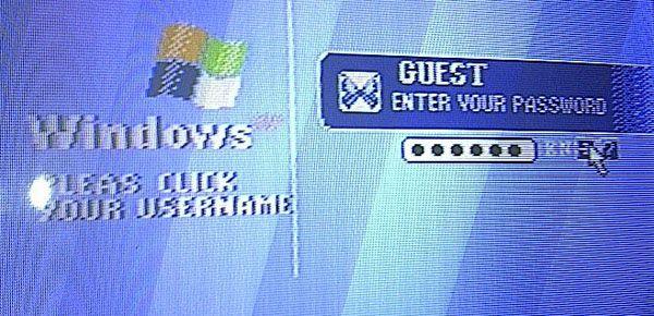 Windows XP tourne sur la Nintendo Famicom ?