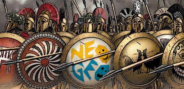 NeoRageX HD - la collection ultime de hits NeoGeo