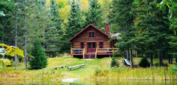 Joueur du Grenier - sa cabane au Canada