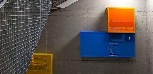 Michael Johansson, un artiste atteint par le Tetris Syndrome