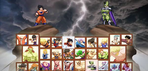L'incroyable jeu Hyper Dragon Ball Z !