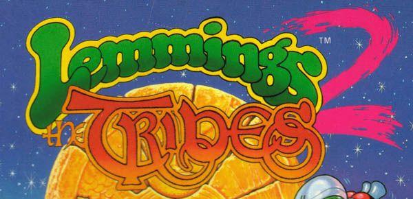 Les prototypes Sega de Lemmings 2 The Tribes sauvés de l