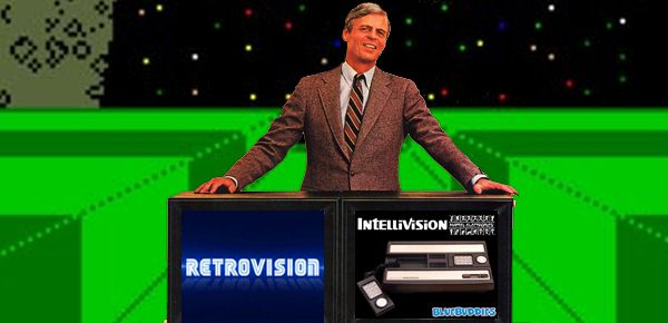 Intellivision + Retrovision = rime très très riche