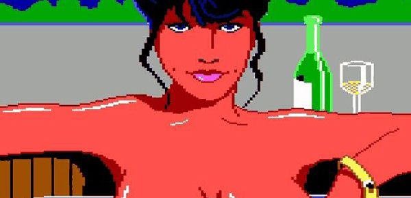 NES] Leisure Suit Larry and the Long Look for a Luscious